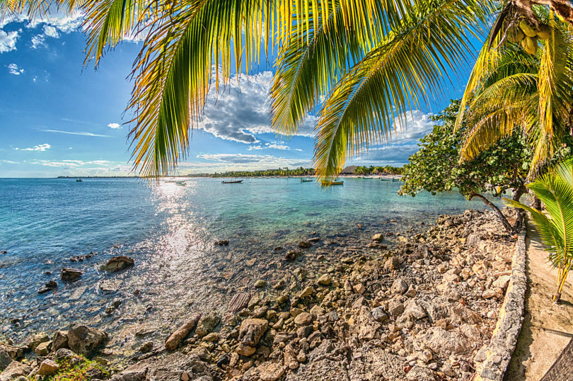 Akumal an der Riviera Maya
