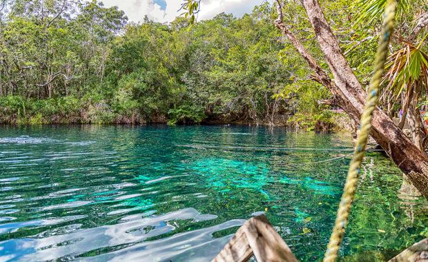 Cenote Carwash - Cenote Aktun Ha