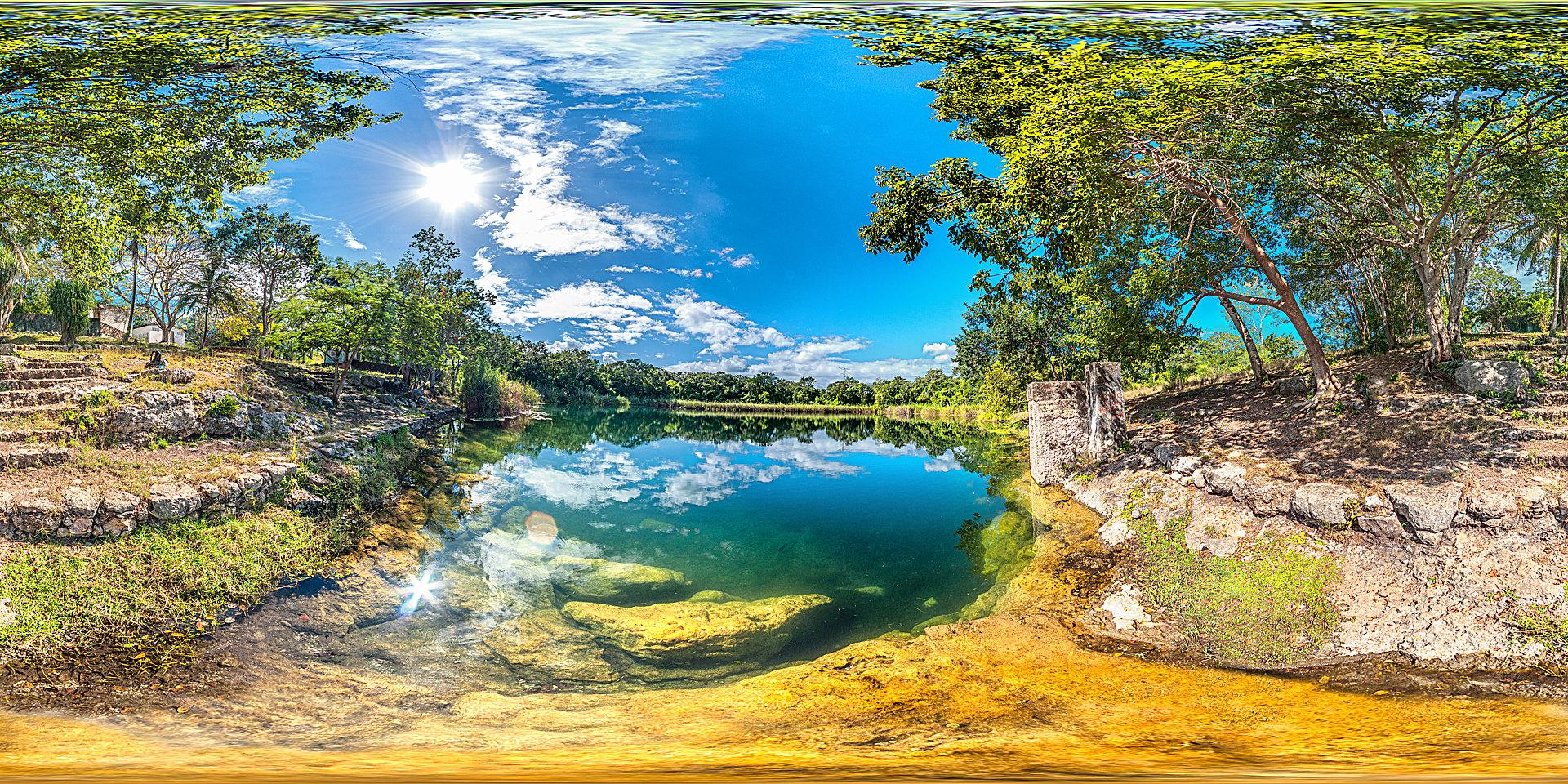 Cenote Chen-Ha