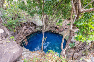 Cenote Mucuyche - Yaal Utzil, Yucatán, México
