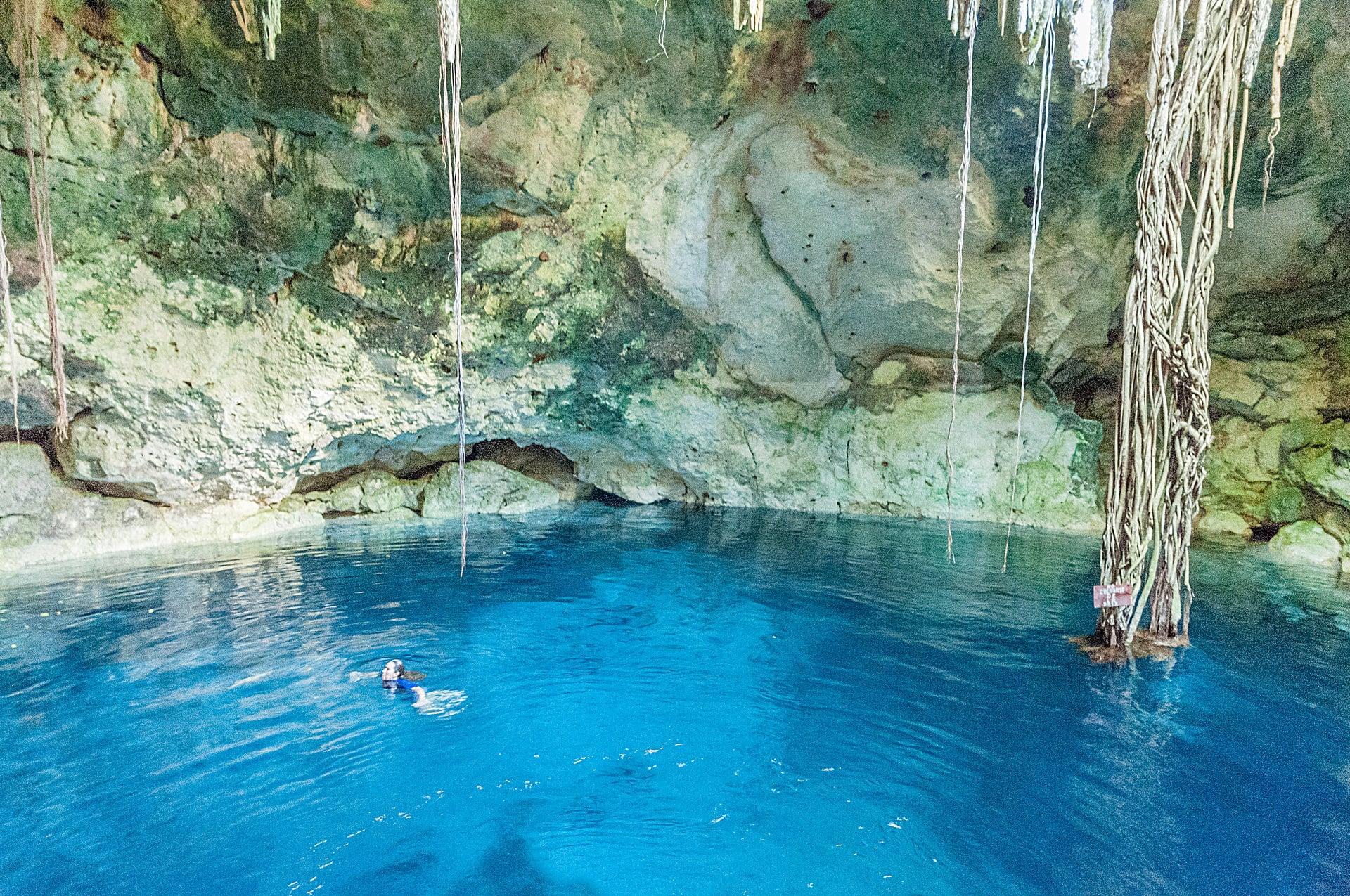 Cenoten-Yucatan