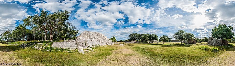 Yucatán, Dzibilchaltun