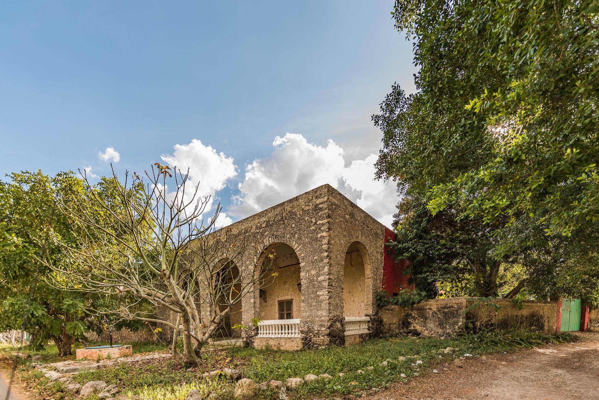 Hacienda Kitinché bei Tixkokob, Yucatán