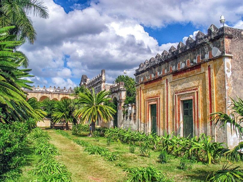 Hacienda Yaxcopoil in Yucatán