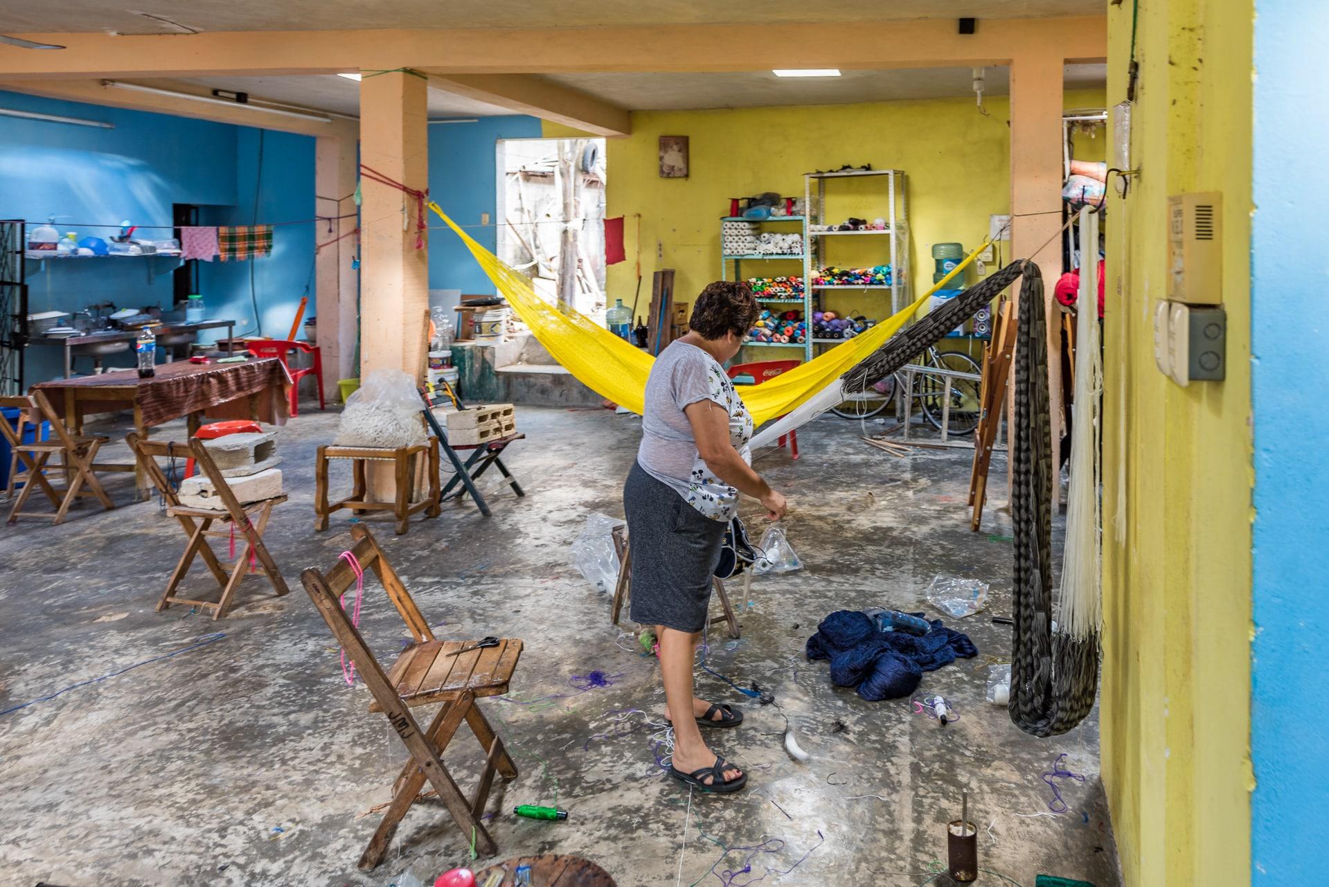 Haengematten-Yucatan