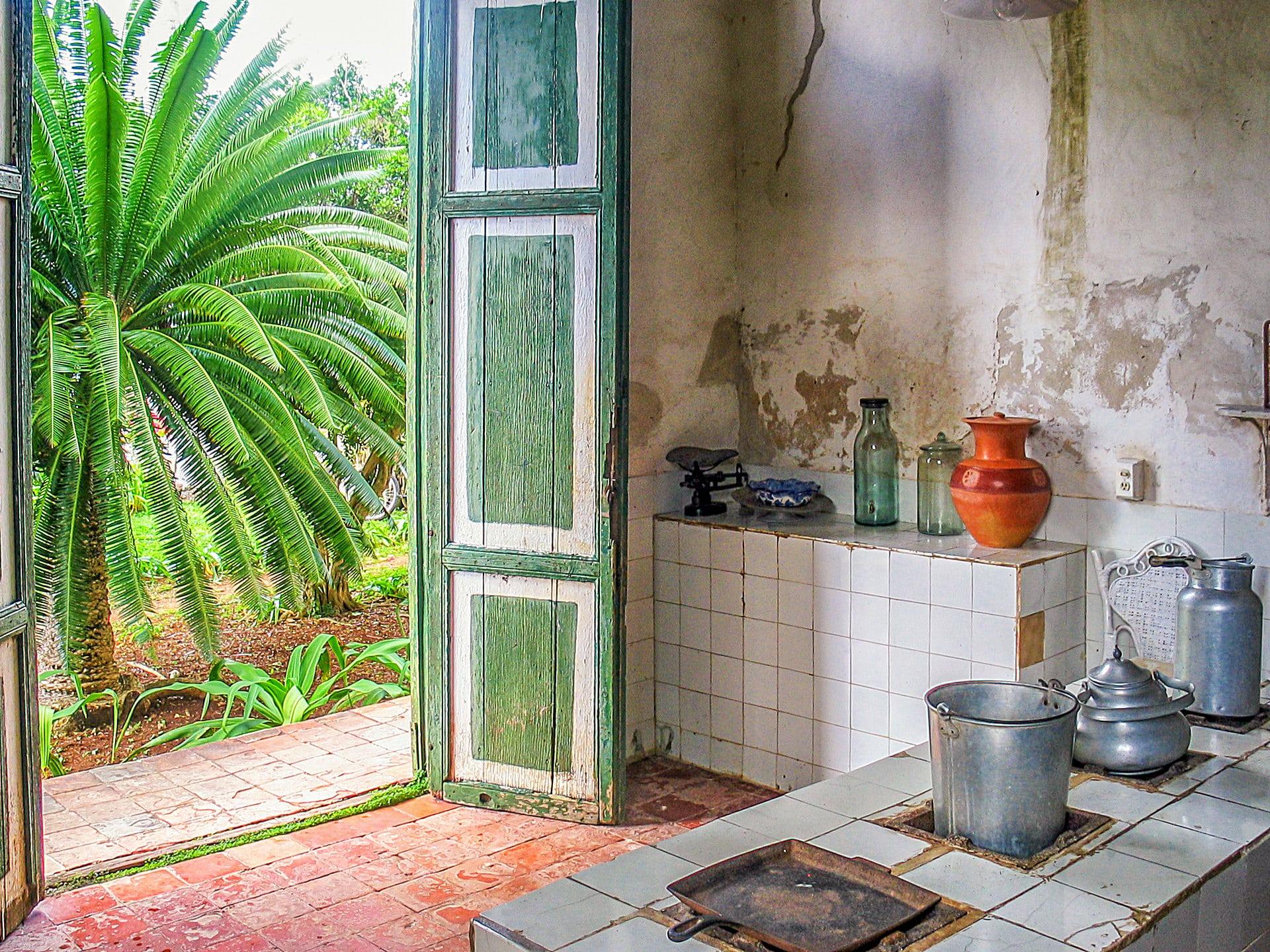 Küche Yaxcopoil