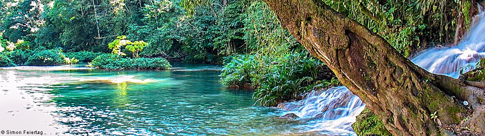 Cascadas Welib Há, Chiapas