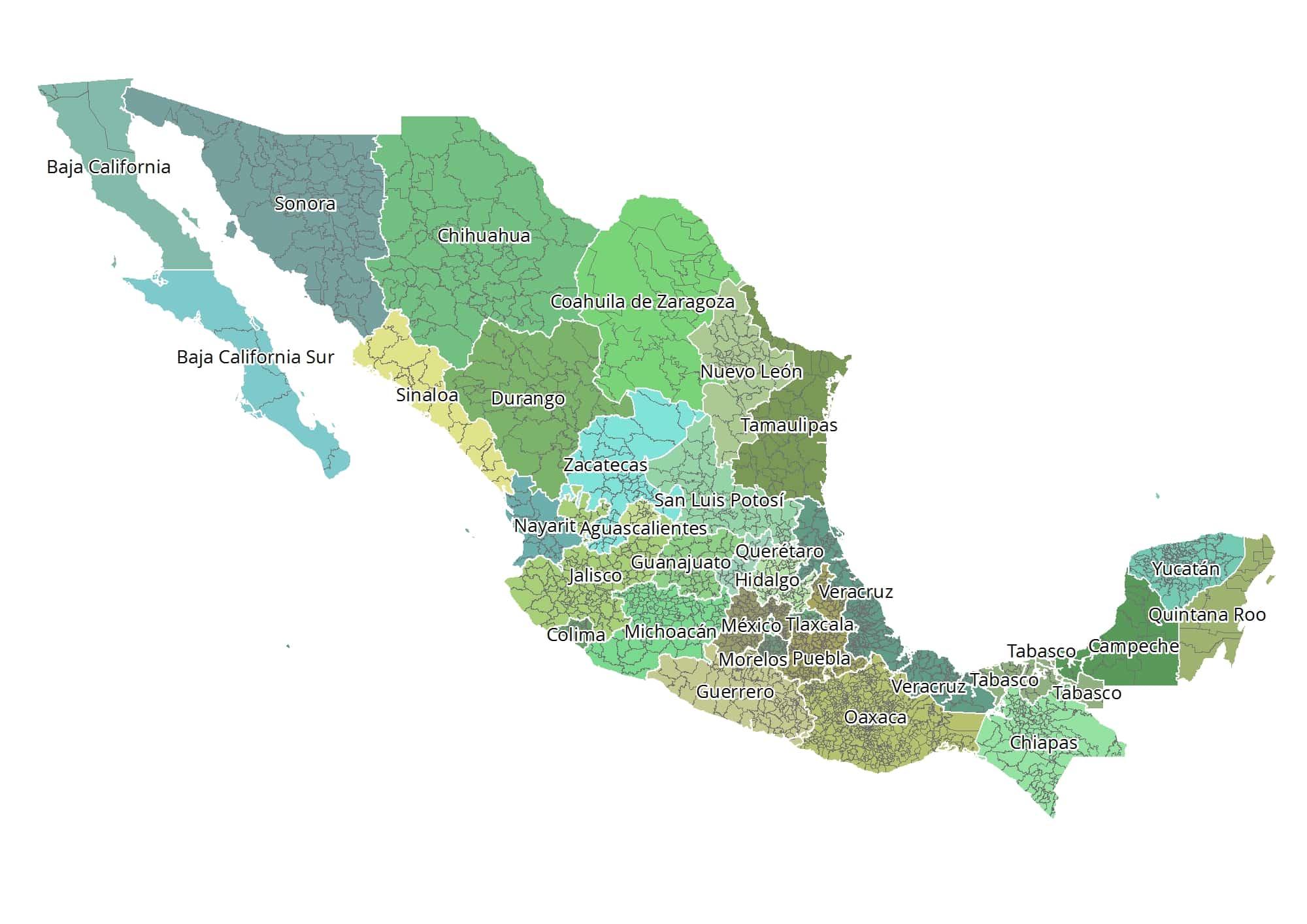 Mexiko-politisch