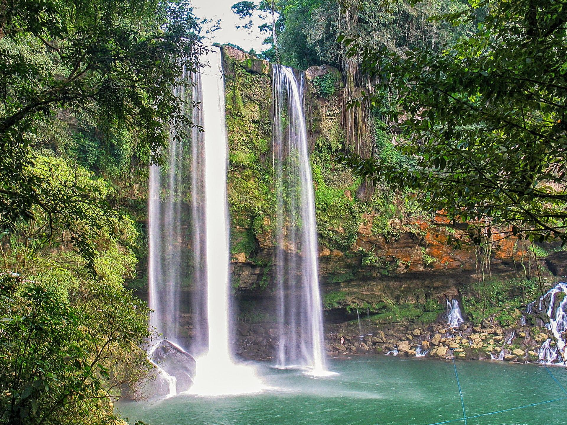 Wasserfälle Misol Ha