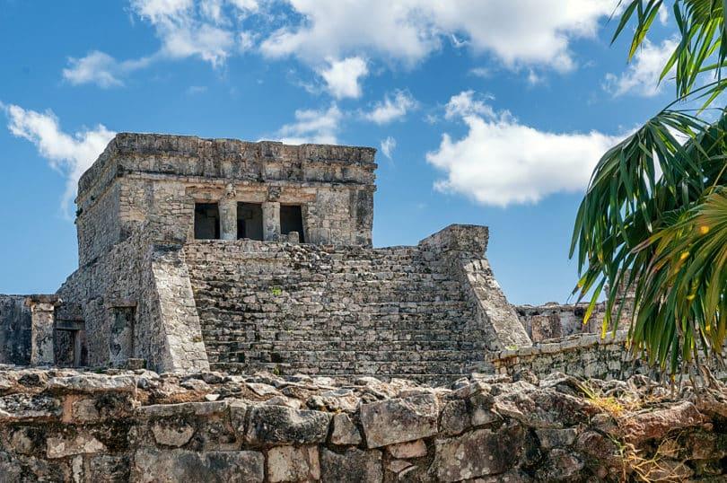 Tulum - El Castillo Tempel