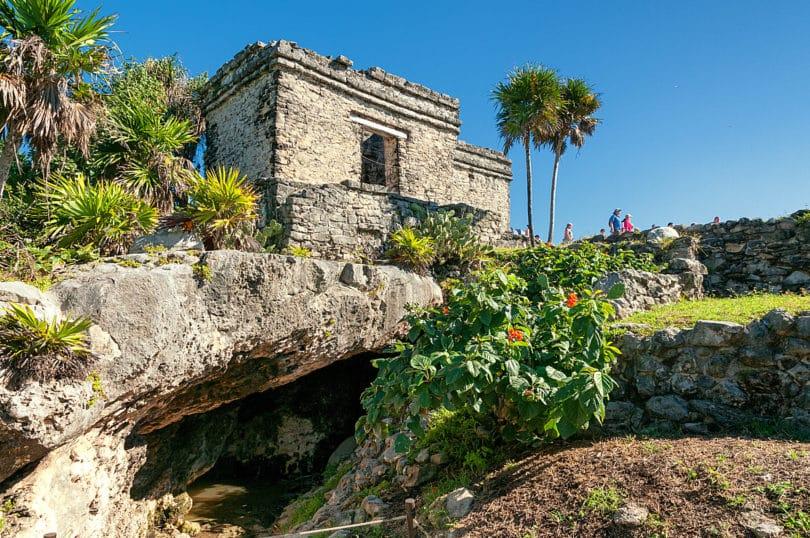 Tulum - Das Haus des Cenote