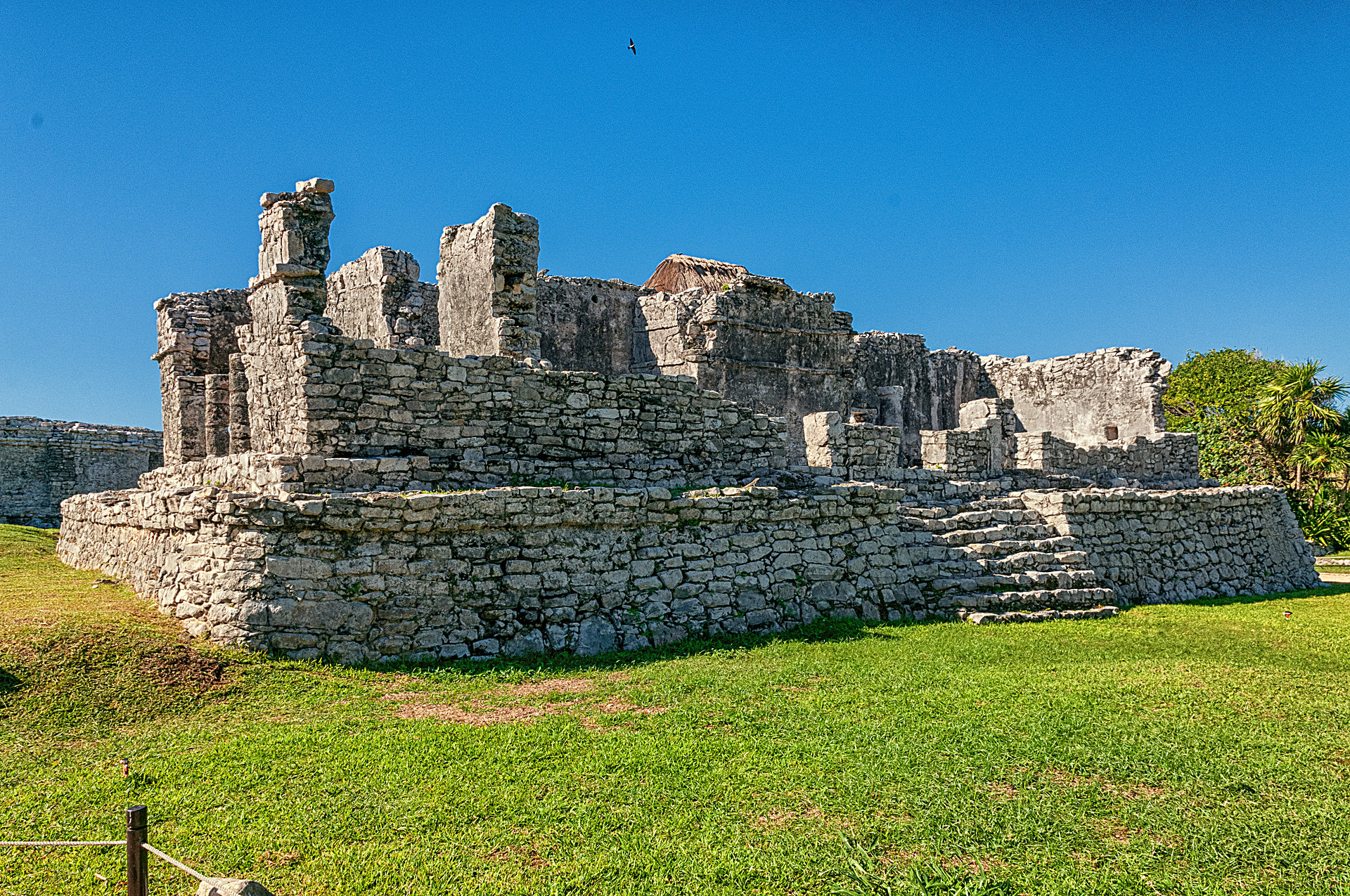 Tulum - Das Haus des Herrschers Halach Uinic