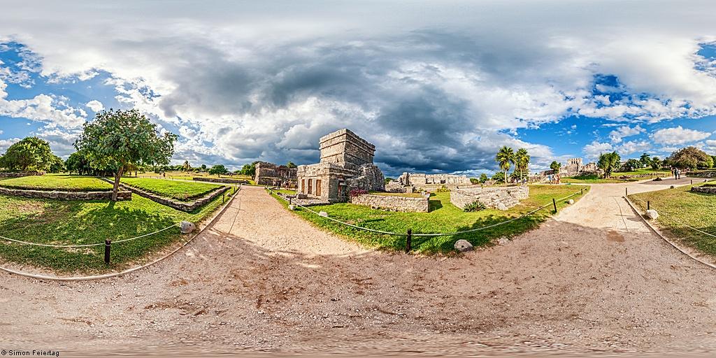 Tulum-Ruinen