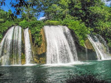 Die schönsten Wasserfälle in Mexiko